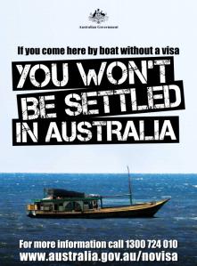 australian assulym boat people