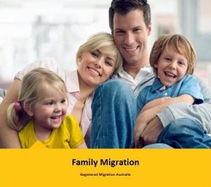 Australia Family and Partner permanent visa