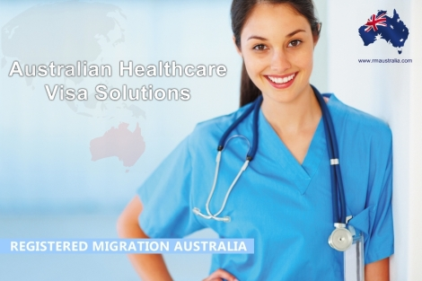 Australia Healthcare Visa