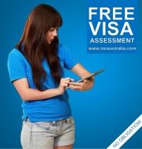 Online visa assessment Australia