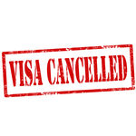 visa cancelled