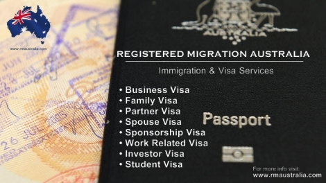 Australian immigration and visa professionals