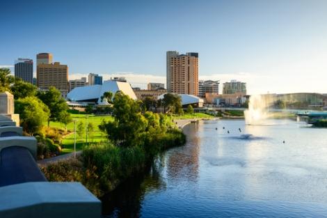 Adelaide CBD migration