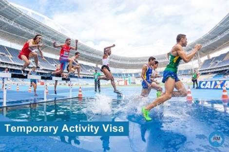 temporary activity visa subclass 408