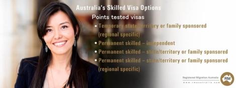 Australia's Point Tested Visas Registered Migration Australia