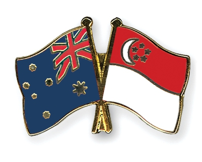 Australia Singapore Visa